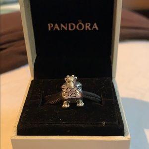 Authentic Pandora Winiper Staff Charm-RARE